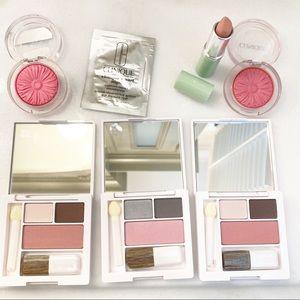 Clinique Bundle   Eyeshadow, Blush & Lipstick